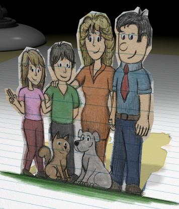 Cartoonfamilycr
